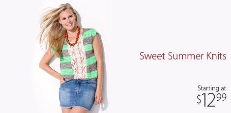 Sweet Summer Knits