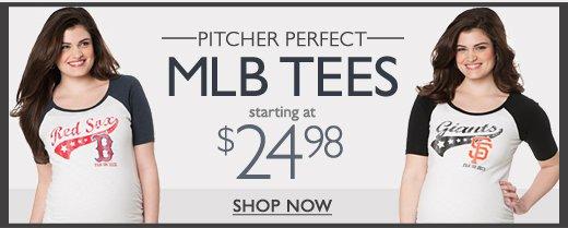 MLB Tees
