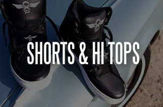 Shorts & Hi-Tops