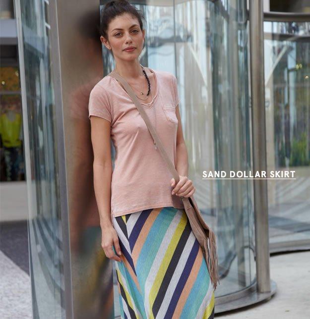 Sand Dollar Skirt