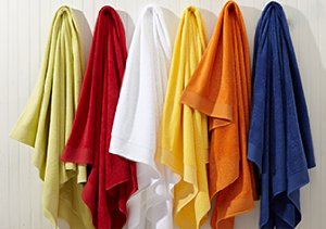 Schlossberg Bath Towels