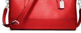 leather mini satchel