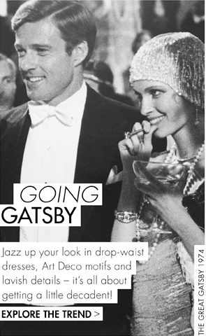 GOING GATSBY