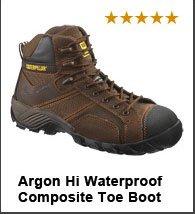 Argon Hi Waterproof Composite Toe Boot