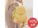 Tassel-Accent Cross Bag