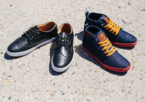 Shop Vlado: Bold Statement Sneakers