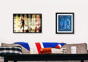 Shop Pop Culture Art Prints by Oliver Gal