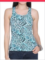 Shop Cheetah Racer Tank
