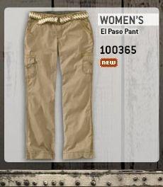 Women's El Paso Pant