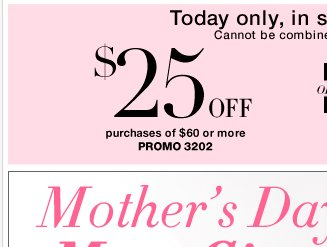 Our Mother's Day Must-Gives are sure to impress! Shop NOW!