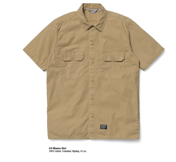 Mission Shirt