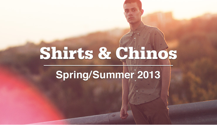 Shirts & Chinos