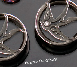 SPARROW BLING PLUGS