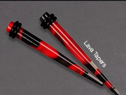 LAVA TAPERS