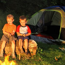 Family Camping: Kitchen & Gear