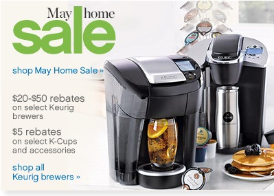 May Home Sale. Shop now.