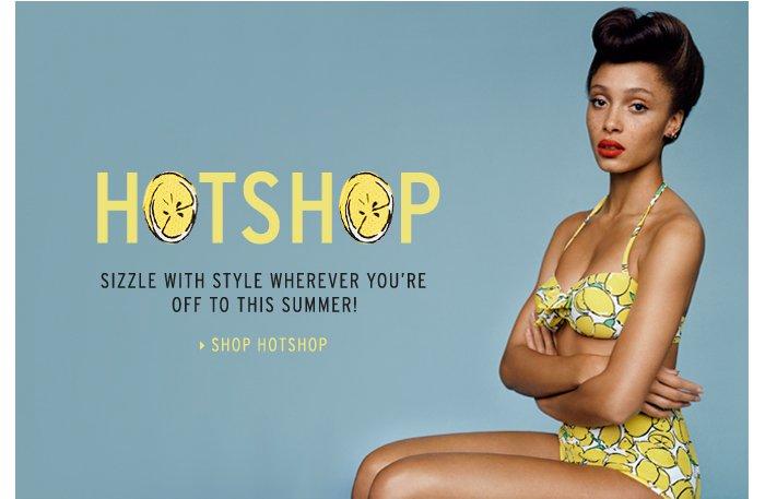 HOTSHOP - Shop Hotshop