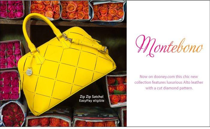 Montebono - luxurious Alto leather with a cut diamond pattern.