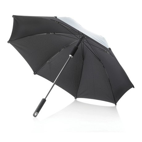 Hurricane Umbrella // Silver