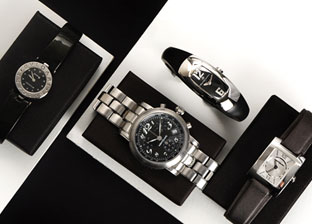 Made in Switzerland Watches: Maurice Lacroix, Bvlgari, Montblanc & more
