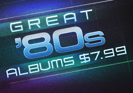Great '80s Albums: $7.99