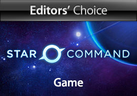 Editors' Choice: Star Command - Game