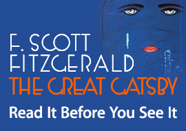 The Great Gatsby - Read It Before You See It