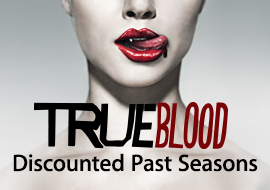 True Blood - Discounted Past Seasons