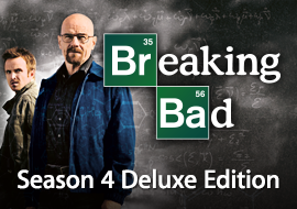 Breaking Bad - Season 4 Deluxe Edition