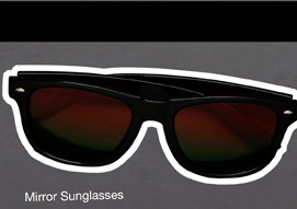MAJOR SUNGLASSES