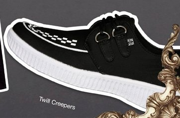 TWILL CREEPERS