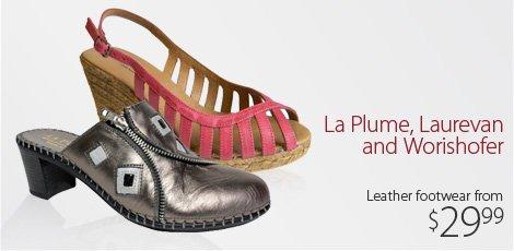 La Plume, Laurevan & Worishofer