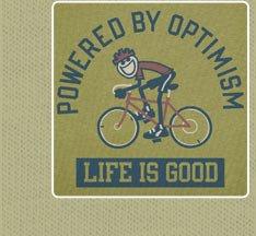 Men's Good Move Tee Good Move Biking