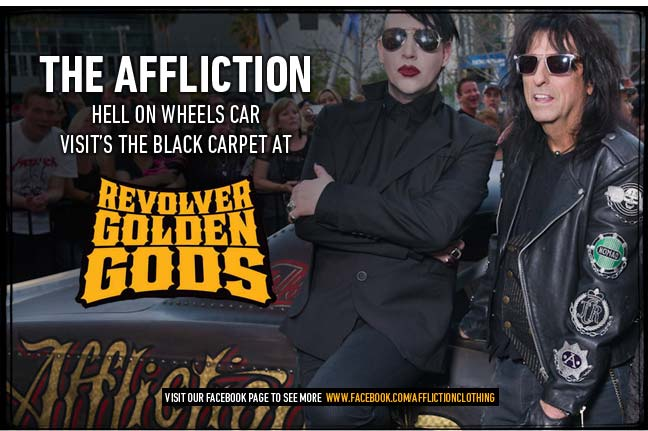 Revolver Golden Gods
