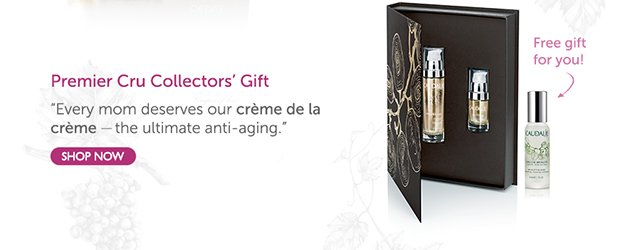 Premier Cru Collectors Gift: Plus, A Gift For You!