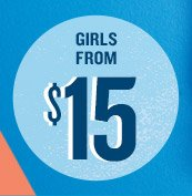 GIRLS FROM $15