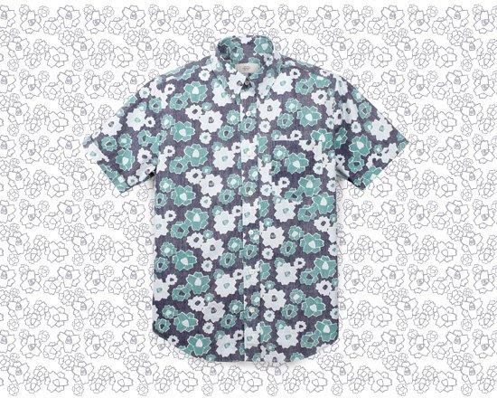 Summer Prints. Shirts. Shop Now.