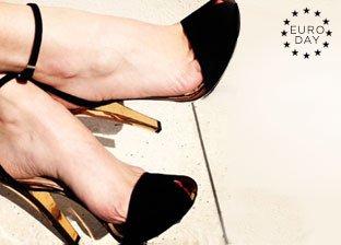 Shoes by Gucci, Fendi, Hogan & more