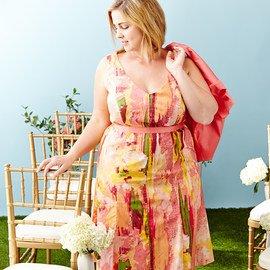 Summer Wedding: Plus-Size Apparel