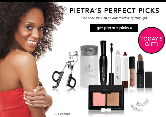 Pietra's Perfect Picks. Code: PIETRA on orders $25+