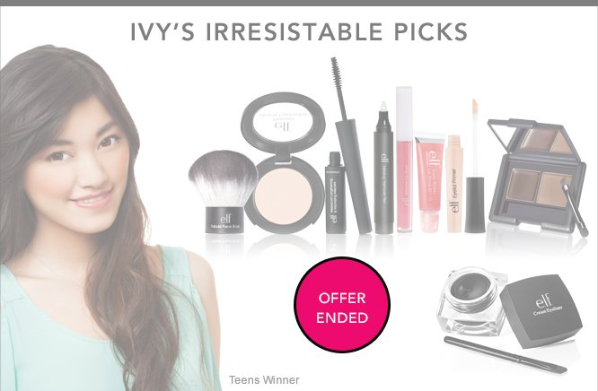 Ivy's Irrestible Picks - Offer Ended