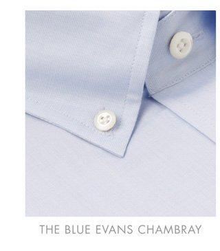 Blue Evans