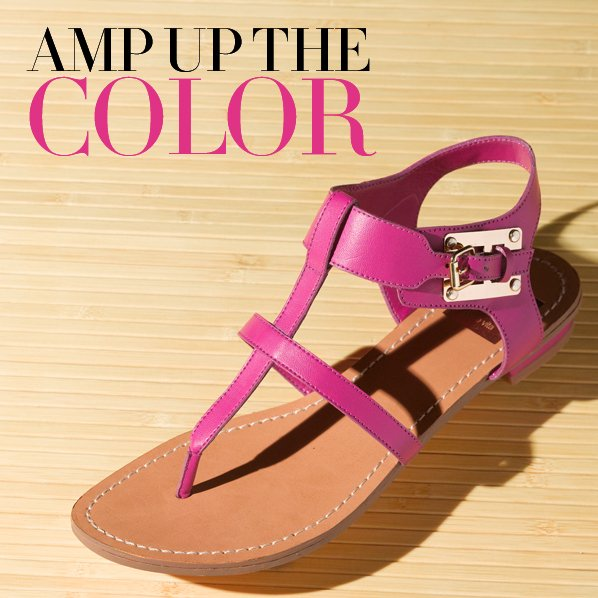 AMP UP THE COLOR
