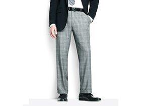 Wardrobe Basics: Trousers