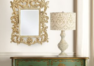 French Quarter Lighting & Mirrors