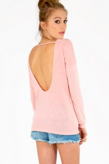 Comeback Sweater $22