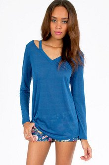Letting Go Long Sleeve Shirt $28