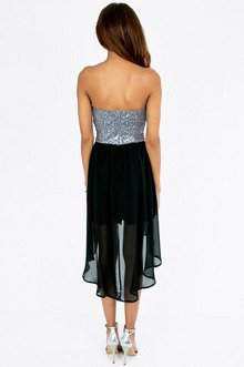 Light the Night Bustier Dress $36