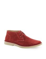 Frank Wright Suede Desert Boots