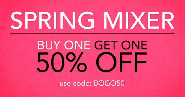 Spring Mixer